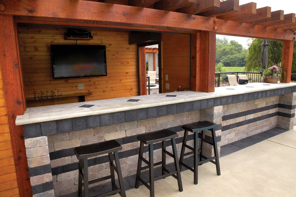 How to Personalize Your Upper Allen, PA, Outdoor Kitchen Design