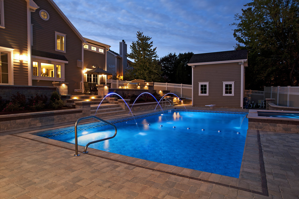 Choosing the Right Layout for Your Inground Swimming Pool in Upper Allen, PA