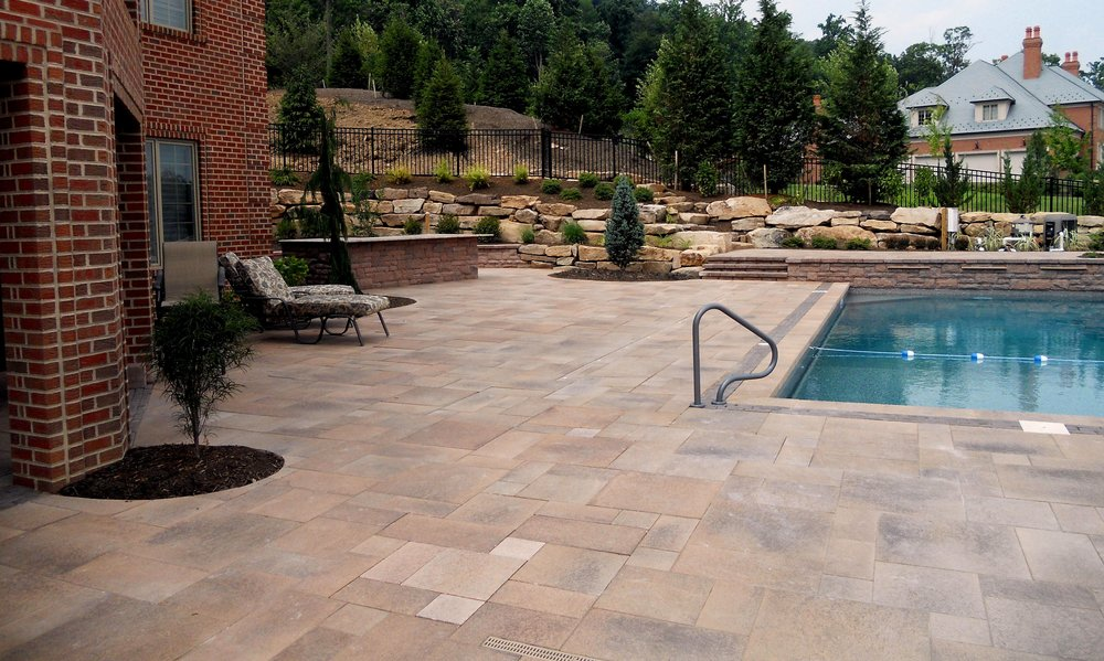 Ideas for the Landscape Around your Inground Swimming Pool in Fairview, PA