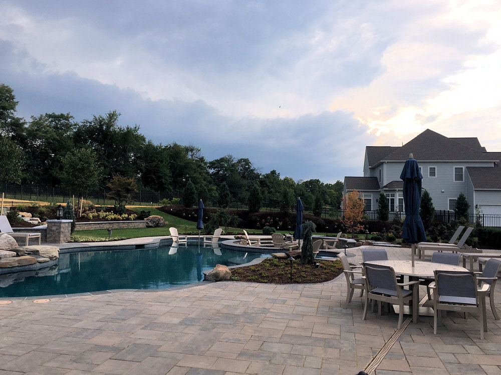 Inground Pool Coping: Selecting Masonry Materials in Fairview, PA