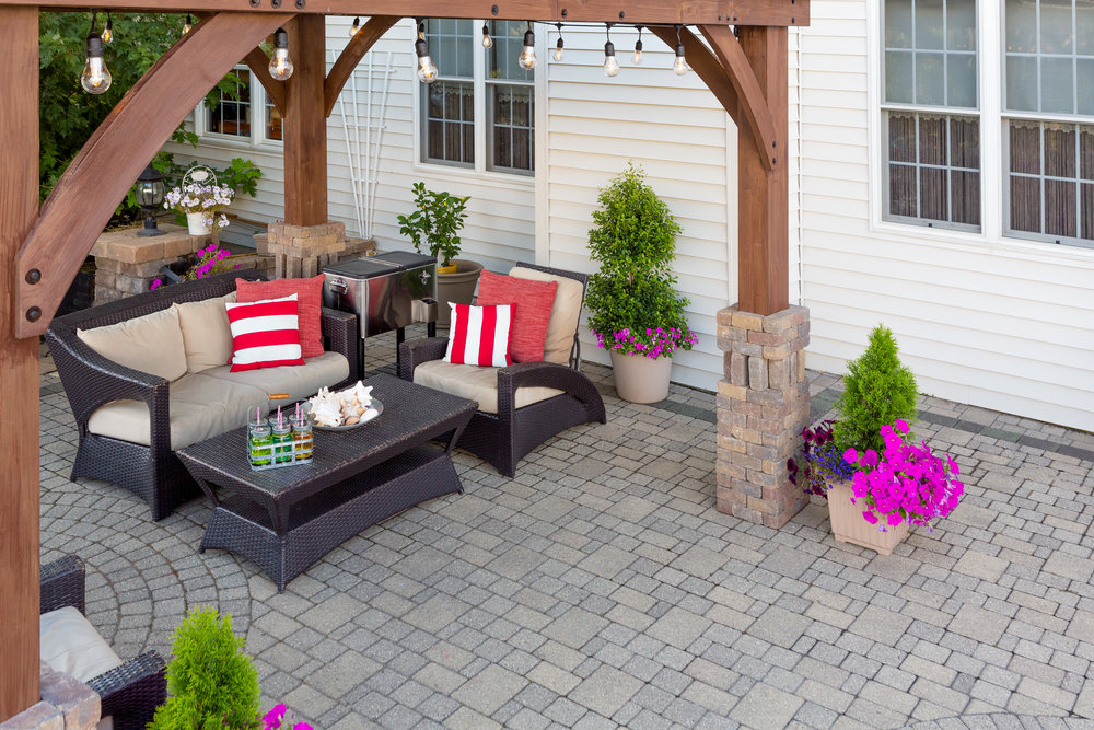 Choosing Outdoor Furniture That Complements Your Harrisburg, PA, Landscape Design