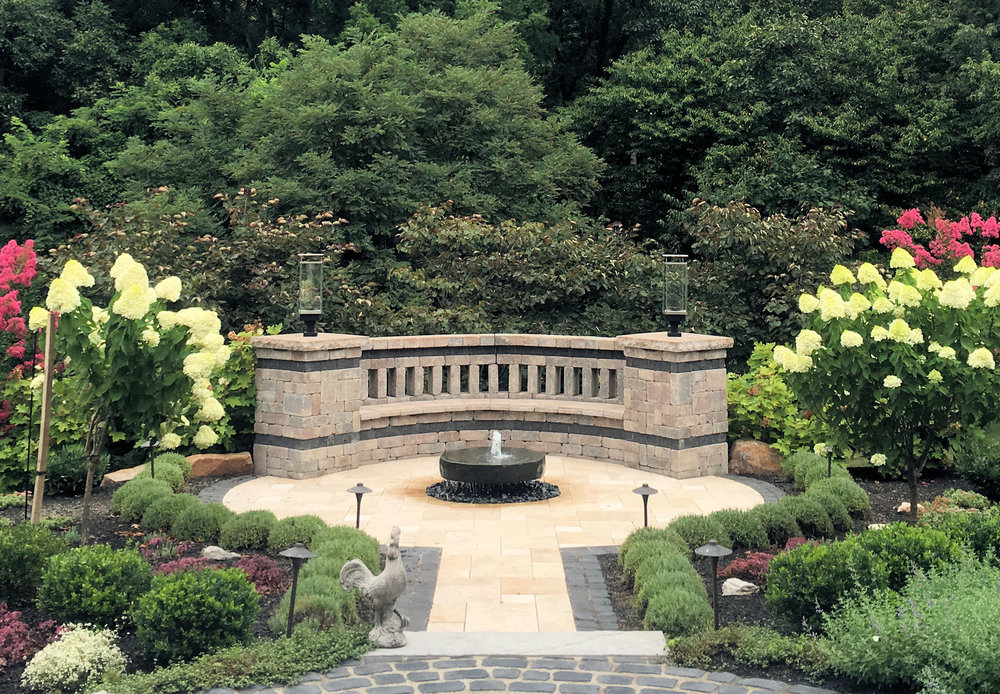 Landscape Designer's Tips for a Beautiful and Long-Lasting Paver Patio Border Hampden PA
