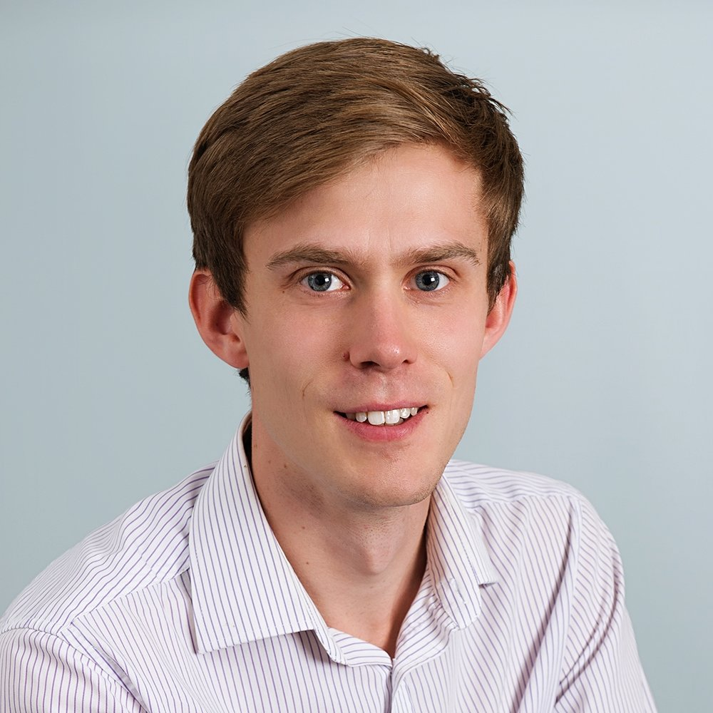 Christopher Bridge - Innovation FellowLinkedin »