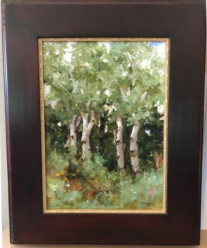 Anderson - 14x10 - $1600