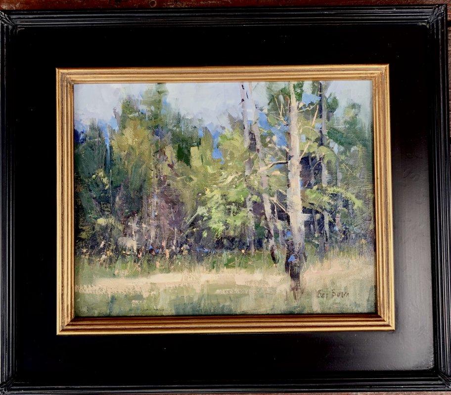 Boren - 11x14 - $1100