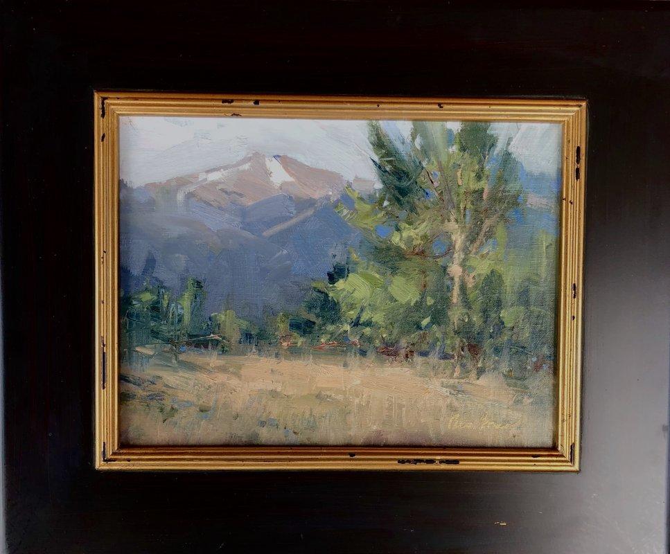 Boren - 9x12 - $900