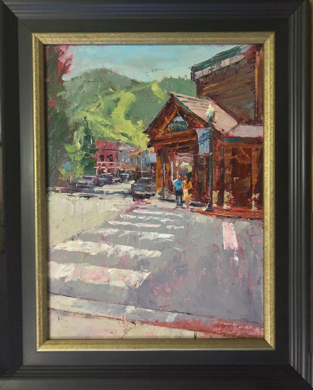 Byrne - 16x12 - $1600