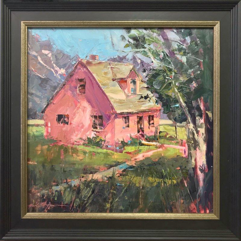 Byrne - 16x16 - $1900