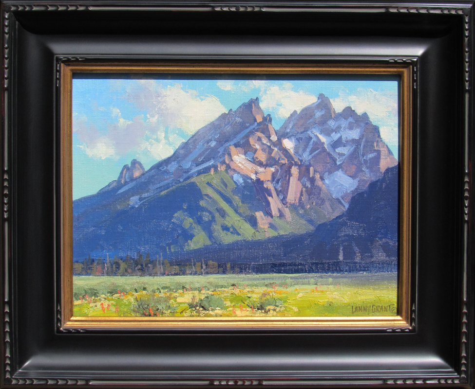 Grant - 12x16 - $2500