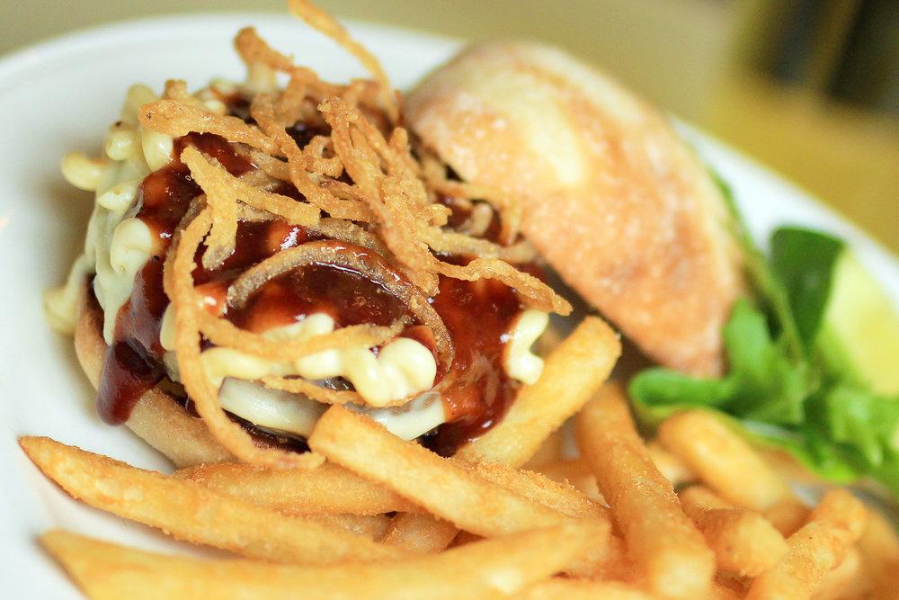 All-American Cowboy Burger