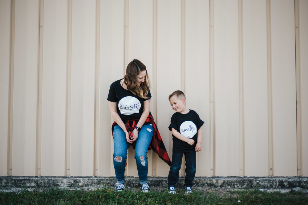 Mommy & Me Session -