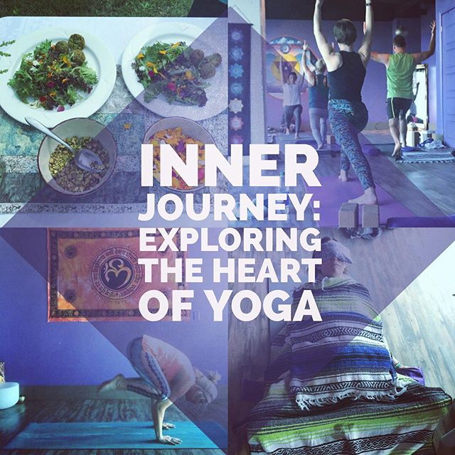 Retreat with us for a half day at Inner Dawn! Meditation, Mantra, Pranayama (Breathwork), Energizing, Strengthening and Uplifting Yoga Flow that targets ALL areas of the physical and energetic bodies, stretch, yin and restorative yoga to cool down with a guided shavasana (with warming eye pillows) 👌followed by a DELICIOUS organic vegan lunch by Chef Sheila Ward and community connecting!  Could the day be any better?? 🤔 . . Invest in yourSELF next Saturday the 17th from 9-1pm. $50 for members and $55 for non. . . Sign up online or MindBody App! . . #idyretreat #sarniayoga #breatheinthedawn