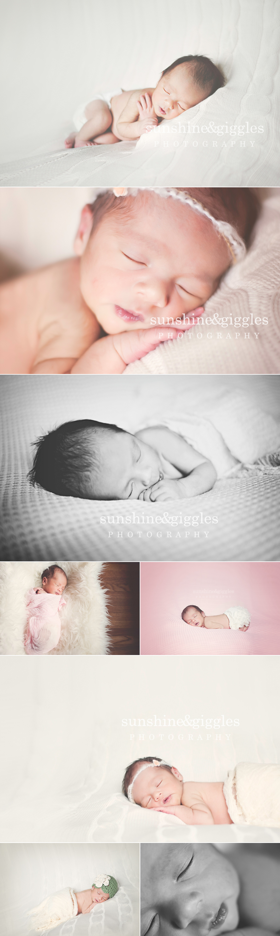 beautiful new jersey newborn photography