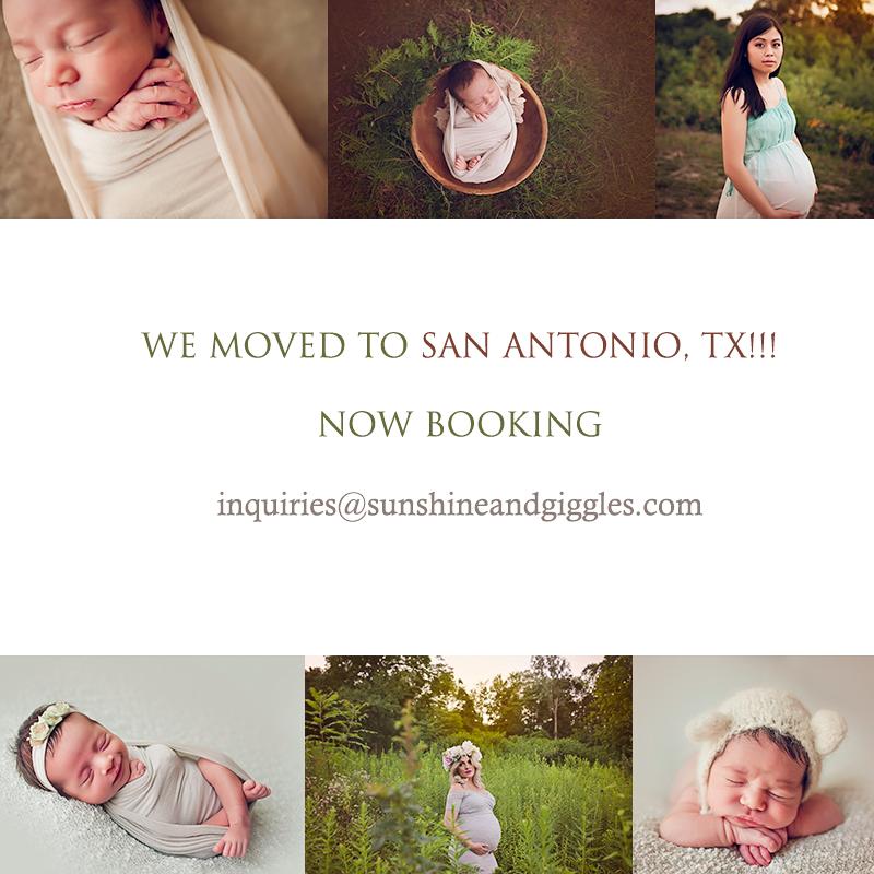 San Antonio Newborn photographer