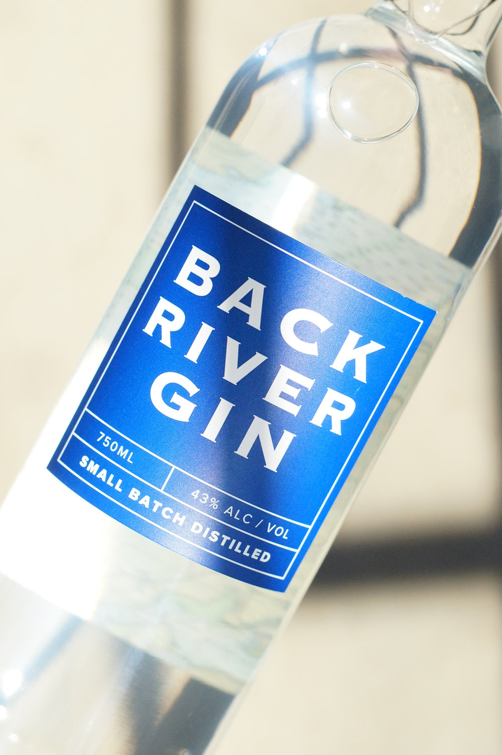 Back River Gin - Gin made in the London tradition with a Maine twist: blueberries.  The combination of organic botanicals, Maine blueberries, and sea air give our gin its refreshing taste. Spirit Journal says, 'The aroma's unlike any other gin in the world, and better than a whole slew of them… Finishes ultra-clean, amazingly tart and acidic, yet eye-poppingly fresh.' Wine Enthusiast calls it 'A creative and sophisticated gin.' Come see us and taste a sample of this award winning spirit.TOP 50 SPIRITS Wine EnthusiastMAINE'S BEST GIN DownEast Magazine 2009SUPERB (95) / Highly RecommendedWine Enthusiast