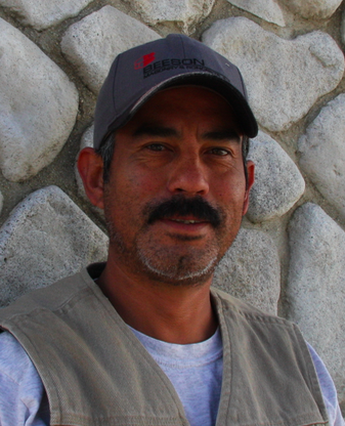 Miguel Jimenez, superintendent