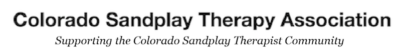 Colorado Sandplay Therapy Association Badge