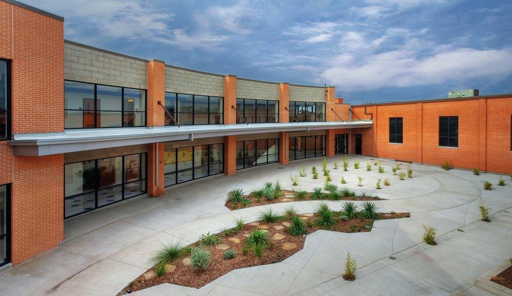 Blair Elementary School, DISD