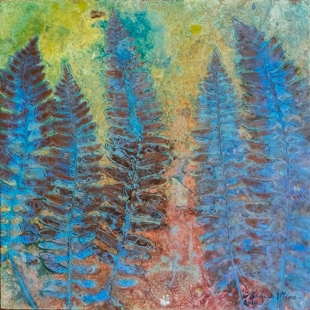 sanford-mcgee-copper-art-tennessee-ferns-blue-yellow.jpg