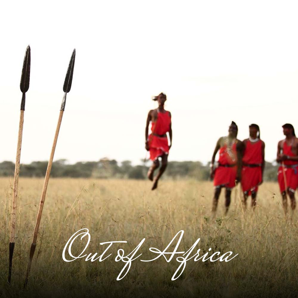 Envisage a magnificent and unique adventure where you can eat breakfast with  giraffes ; ride with the  camels ; jump with the  Maasai ; enjoy some superb  game viewing;  fly in a  hot air balloon  over the Mara. You can also include snorkelling and diving in the warm  Indian Ocean .