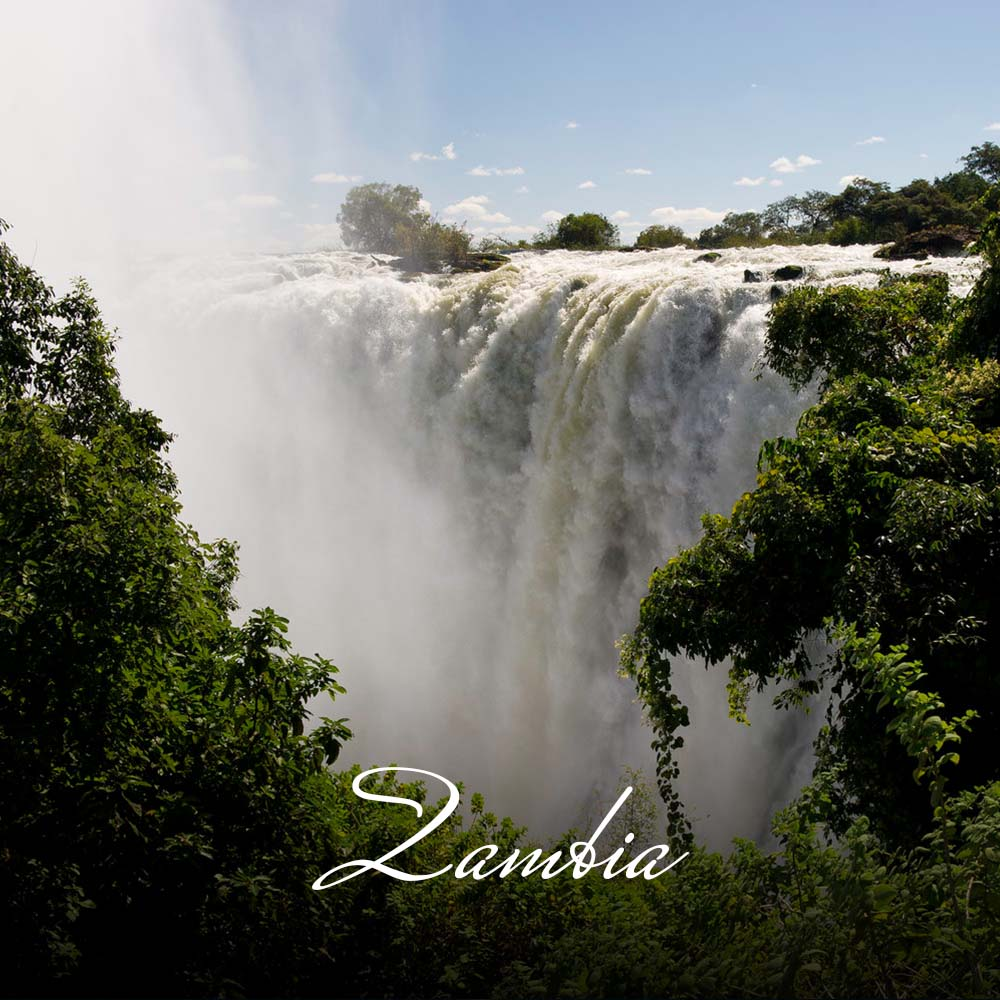Zambia, or 'the real Africa', is a beautiful, wild country of wide, open spaces, waterfalls, wetlands, mighty rivers and unspoiled bush. It is home to prolific game and bird life, making it also an exceptional walking safari destination.