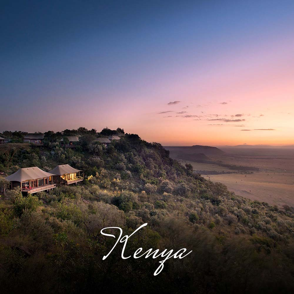 Kenya offers bucket list experiences including witnessing the drama of The Great Migration in the legendary Maasai Mara, Amboseli's unforgettable views of towering Mount Kilimanjaro and spotting Samburu's leopards. Encounter fascinating cultures in authentic Maasai villages and taste the flavours of Africa, India and Europe in the melting pot that is Swahili culture.