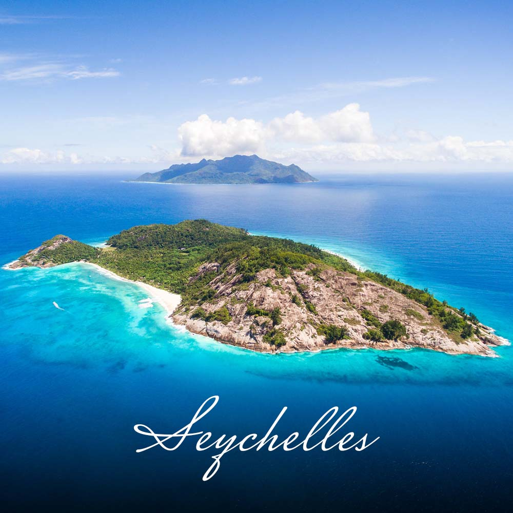 The Indian Ocean Islands of The Seychelles are paradise on earth. They boast one of the most unspoilt natural environments on the planet, with many protected nature reserves. Lose yourself in sandy coves and wallow in turquoise waters which offer immense biodiversity with their exotic mix of marine life.