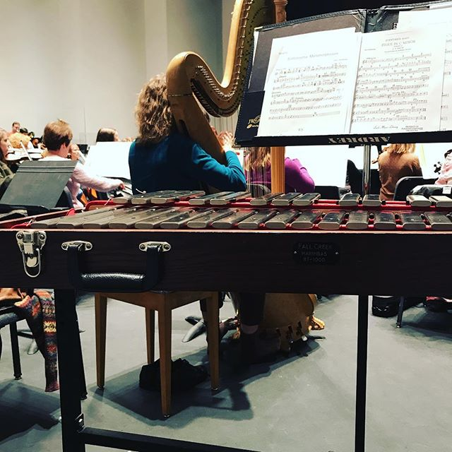I've been busy running all over the place from Ohio to Tucson to Flagstaff. This week is Masterworks IV with the Flagstaff Symphony playing Symphonic Metamorphosis and more.