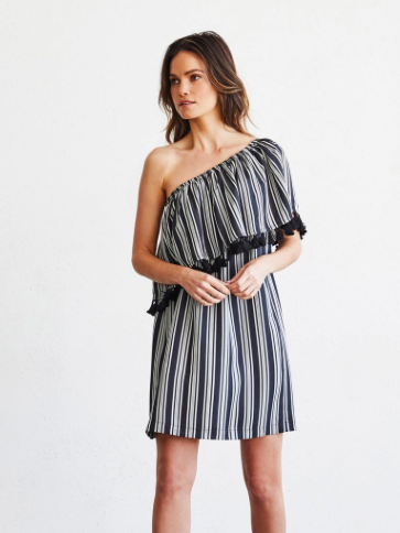 Two Piece Dress - Vetta Capsule | $109 |*Can be worn as dress, shirt, or skirt! Check out this article from my fellow sustainable fashion blogger; Styles For Thought, to see it's versatility!
