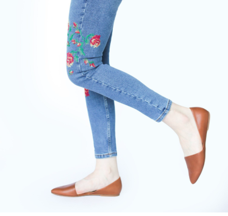 Sarai Pointed Flat - FashionABLE | $98