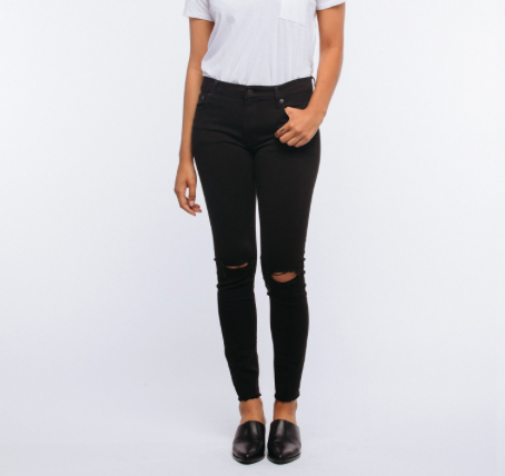 Black Skinny Jeans - FashionABLE | $128