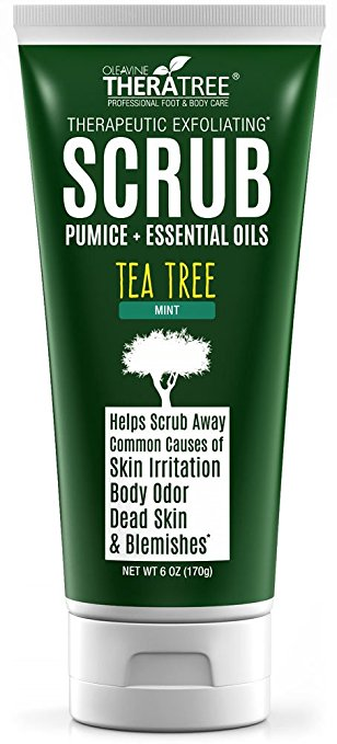 TheraTree Therapeutic Exfoliating Scrub, $14.70