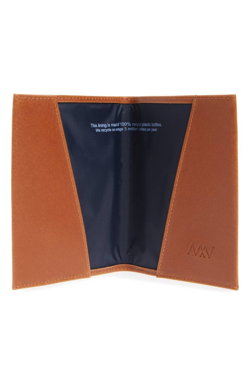 Passport Cover - Matt & Nat | $28