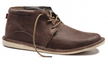 Fair Trade Leather Boots - Oliberte | $130