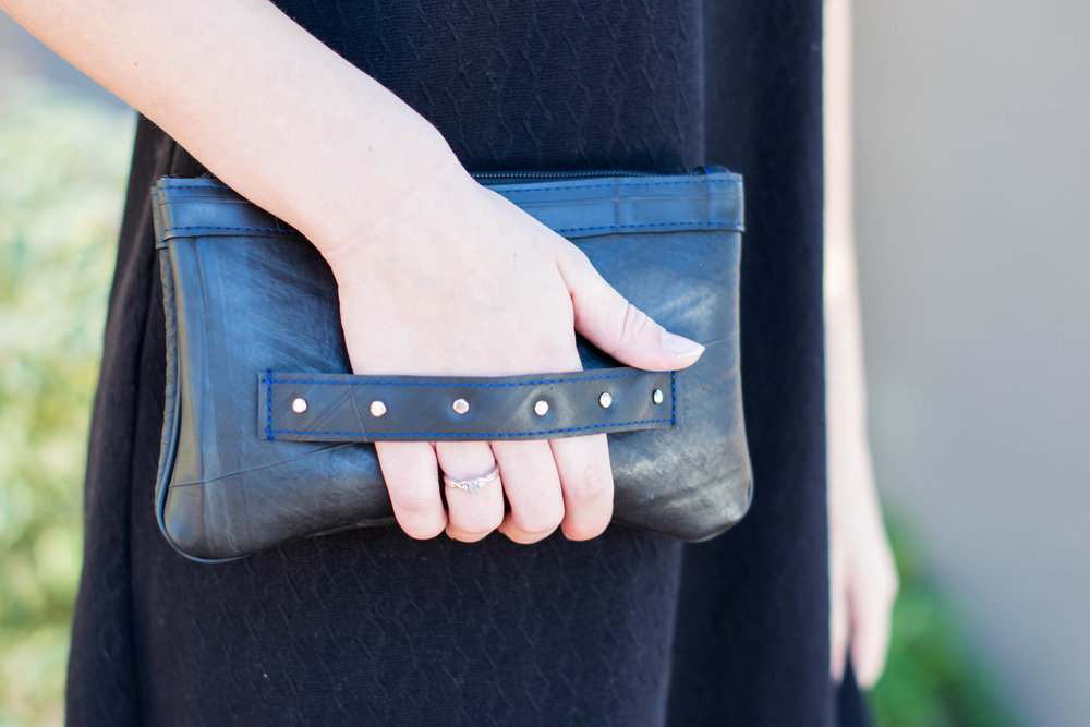 Style Me Fair Chic Made Consciously Clutch