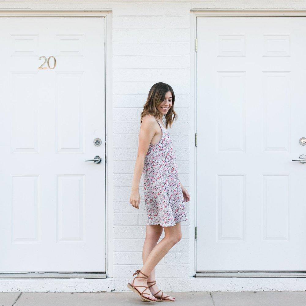 Liz Alig - Best for: Affordable fair trade clothing | stylemefair for 15% off