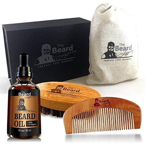 Beard Care Kit - The Beard Legacy | $23