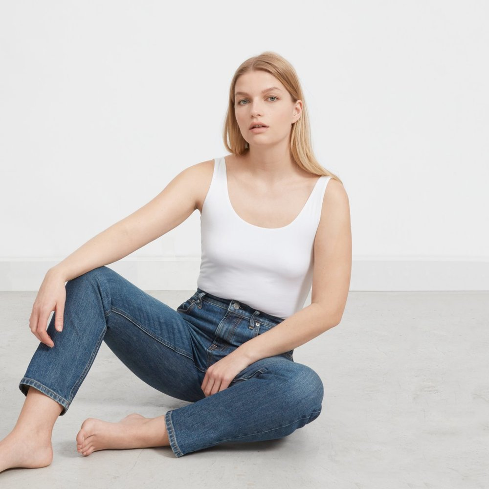 The Body Suit Tank - Everlane | $30