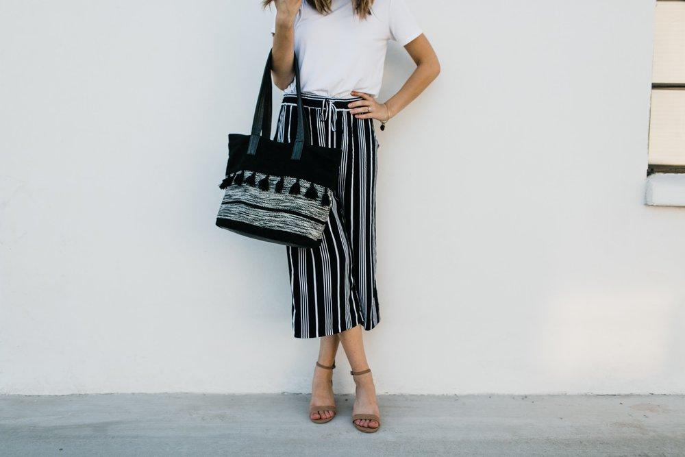 Encantado Embroidered Tassel Tote Bag - Genesis Fair Trade | $64 with code SHOPGENESISFAIR for 25% off