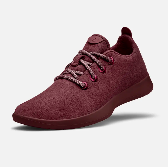 Wool Runners - Allbirds   $95   These shoes are taking the world by storm for good reason! Stylish, comfortable, and ethically made.