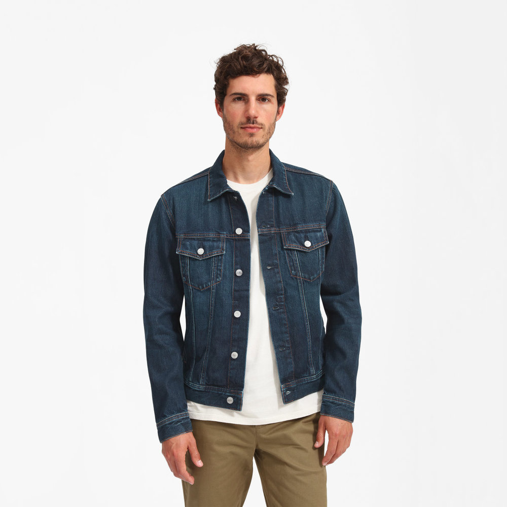 Denim Jacket - Everlane | $88