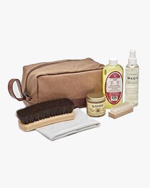 Leather Shoe Care Kit - Nisolo   On sale for $88