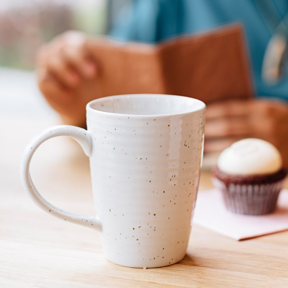 Ceramic Mug - Ten Thousand Villages   $12 with discount code STYLEMEFAIR25 for 25% off