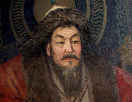 Kahn was one of the most ruthless conquerors in world history, with his Mongol Empire becoming the largest empire on earth. There is a rumor that this brutal war lord had hemophilia! If he did, he truly must have been one of the greatest warriors in human history to have survived all those battles with no factor!