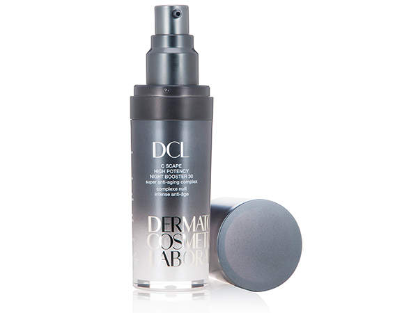 FOR DULLNESS DCL C Scape High Potency Night Booster 30, £108 at Space NK.  - Lacklustre skin is no match for DCL C Scape High Potency Night Booster 30. The creamy serum contains a punchy blend of L-Ascorbic Acid (for skin brightening) and Vitamin C (for firming and smoothing). A few drops to clean skin, each night before bed, and you'll wake up looking positively luminous. It also smells of oranges, which is cheering.