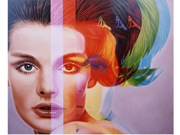 Richard Phillips, Spectrum, 1998  £727   www.onekingslane.com