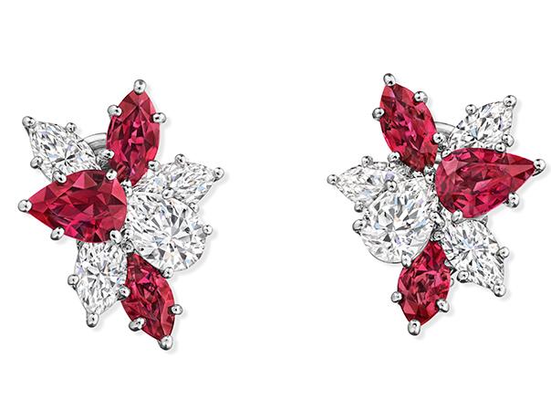 Winston Cluster - Ruby Earrings.jpg