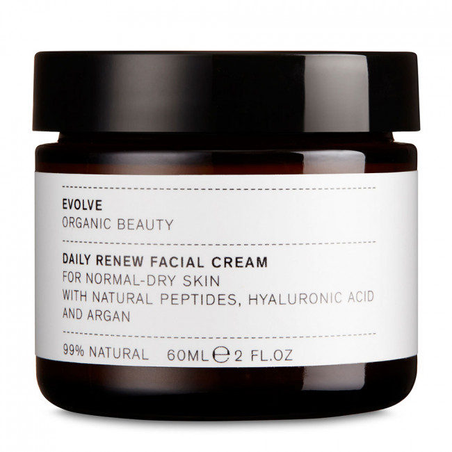 Evolve Daily Renew Natural Face Cream