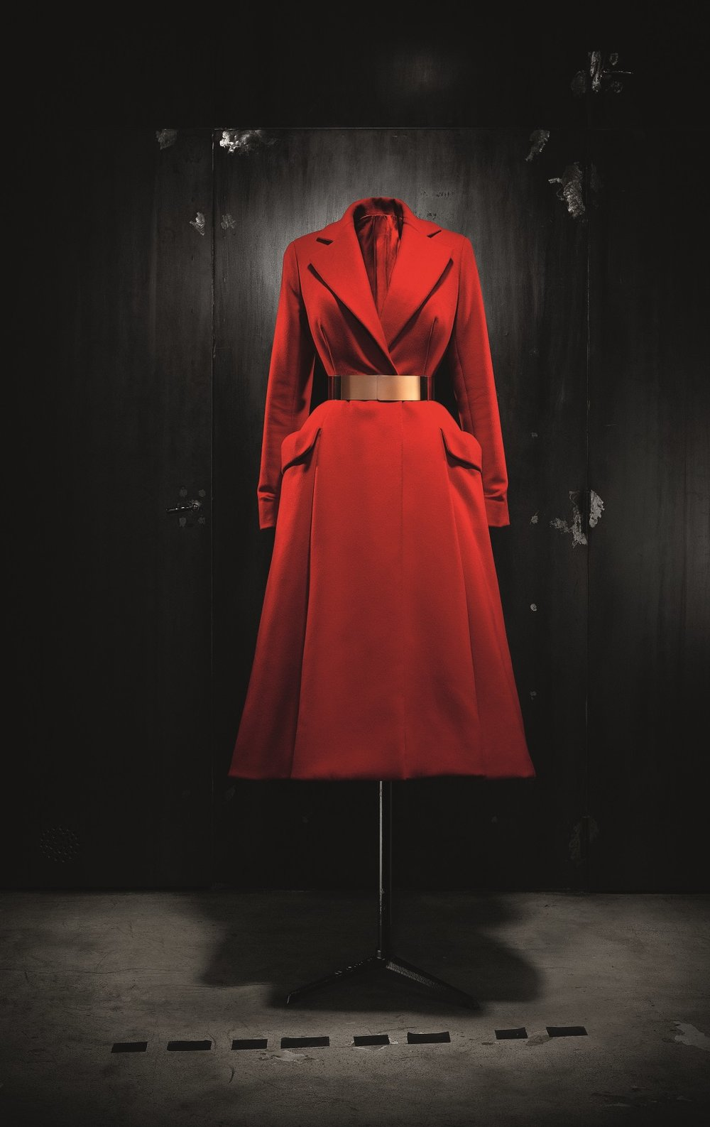 Christian Dior by Raf Simons (b.1968), Coat, Haute Couture, AutumnWinter 2012. Photo (c) Laziz Hamani. Dior Héritage collection, Paris.jpg