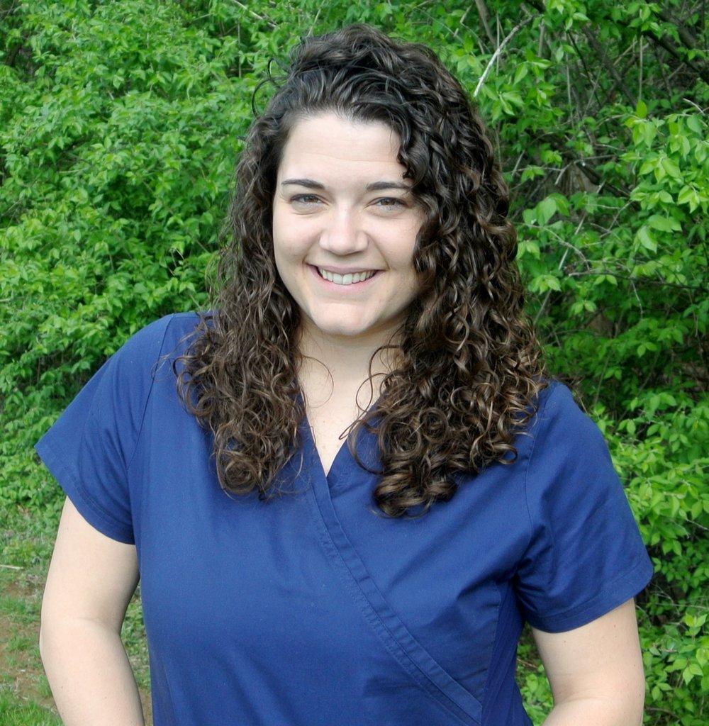 Kayla Boehms- Vision Therapist